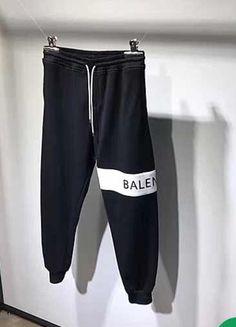 balenciaga track pants