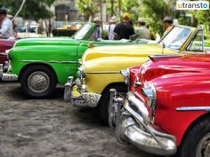 I had wanted to go to Cuba for years – after the loosening of the American embargo in 2017 we decided to go before too much changed. Cuba is a fascinating county – it has been a communi… Vintage Cuba, Old Vintage Cars, Antique Cars, Retro Vintage, Buy Classic Cars, Classic Cars Online, Classic Auto, Havana, Classic Cars