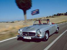 1955 Mercedes Benz 190 SL