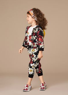 Dolce & Gabbana Children Girl Collection Summer 2016 | Dolce & Gabbana