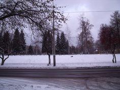 Pada śnieg, pada śnieg...