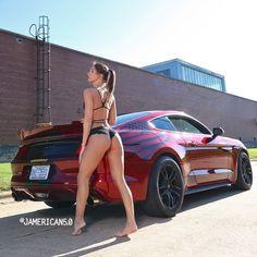 Mustang Girl, Ford Mustang Shelby Gt500, Trucks And Girls, Car Girls, Sexy Autos, Bus Girl, Steam Girl, Bmw Autos, Porsche Models