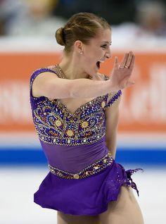 Hannah Miller Photos - 2016 Prudential U.S. Figure Skating Championship - Day 1 - Zimbio