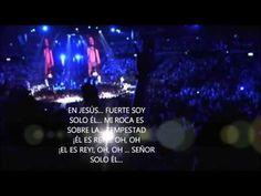 Hillsong Cornerstone Mi Roca en español Letras HD - YouTube