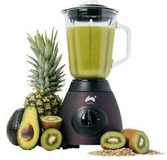 Sleek and stylish in design, this blender is the latest must-have for any kitchen. Featuring a generous 1.5L glass jug, stainless steel blending blade and a powerful 500W motor, this blender makes quick work of blitzing through fruit, vegetables, ice and more. Smoothie Makers, Smoothie Blender, Smoothies, Glass Jug, Food Processor Recipes, Steel House, Retail Packaging, Baby Food Recipes, Blade