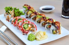 The Definitive Guide to Sushi in Chicago. Pinned by #CarltonInnMidway - www.carltoninnmidway.com