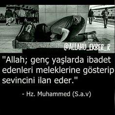 Müslüman bir kul, Allah'ı razı etmek için namaz kılarsa, onun günahları şu yaprakların, bu ağaçtan döküldüğü gibi dökülür. - Hadisi Şerif-… Allah Islam, Islam Quran, Hafiz, Quotes About God, Meaningful Words, Islamic Quotes, Motto, Karma, Quotations