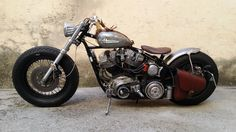 "Bobber shovel s&s    "" flaying monkey """