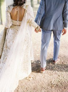 This couple planned a multicultural wedding paying homage to the both groom's English and the bride's Indian heritage all set at a countryside estate outside of London. Wedding Bride, Wedding Dresses, Bride Veil, Bouquet Wedding, Bride Dresses, Wedding Mandap, Wedding Stage, Wedding Receptions, Wedding Themes