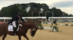 The final outing for Caldene rider Olivia Oakeley & Rio #britishdressage #equestrian