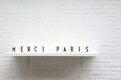The Simply Luxurious Life®: 33 Lessons Learned in Paris Typography Quotes, Graphic Design Typography, Merci Shop Paris, Lessons Learned, Retail Design, Interior Styling, Interior Decorating, Beautiful Images, Coffee Shop