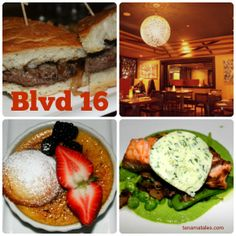 Blvd 16, a restaurant located at the Hotel Palomar in Westwood. More info at http://www.blvd16.com/