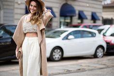 Sunday´s Inspiration: Street Style Milan Fashion Week