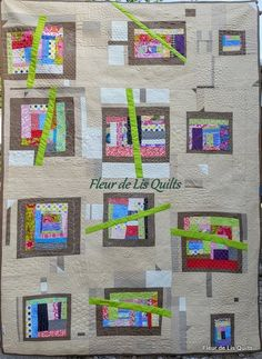 """""""Tranquility"""" Mary Marcotte 2017 www.fleurdelisquilts.blogspot.com"""