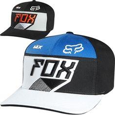 2013 Fox Racing Racer Flexfit Casual Motocross MX Apparel Adult Mens Cap Hats