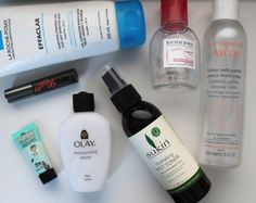 Rosy Disposition: September Empties - Makeup and Skincare