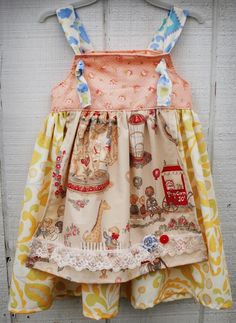 Pink Sugar Clothing $36 ...don't usually pin already made...but this is adorable!