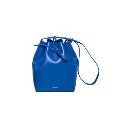in rich cobalt. Holy Chic, My Plate, Cobalt, Bucket Bag, Candy, Handbags, Shoulder, My Style, Places