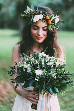Boho Pins: Top 10 Pins of the Week from Pinterest – Flower Crowns