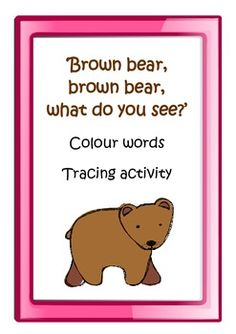 This activity has been made to promote early literacy skills including writing and recognising letters.  Younger children can use them to learn their colours too.