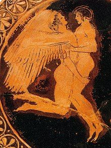 Hyacinth (mythology) - Wikipedia - My site Ancient Greek Art, Ancient Aliens, Ancient History, Greek Mythological Creatures, Hellenistic Art, Greek Pantheon, Greek Pottery, Greek Gods, T Rex