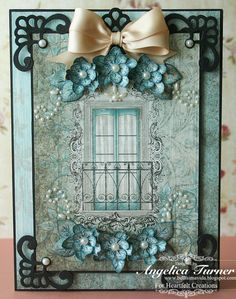 Hi everyone, it's time for some Heartfelt Creations inspiration. Today I have a card featuring some of the new papers and stamps from the...