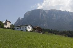 Alto Adige: un maso Gallo Rosso