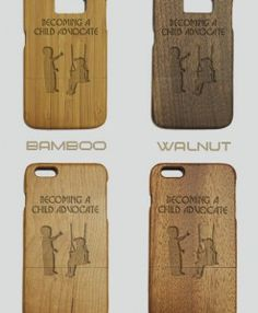http://woodcases.co/product/becoming-a-child-advocate-engraved-wood-phone-case/