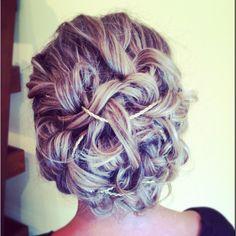 Goddess Hair by Kendra Gailey