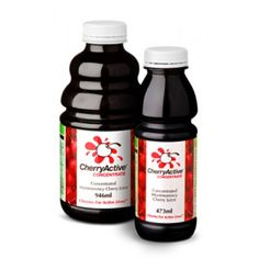 Cherry Active Concentrated Montmorency Cherry Juice