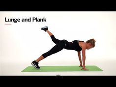 10 Minutes to a Sculpted Stomach | Tracy Anderson | Health - YouTube