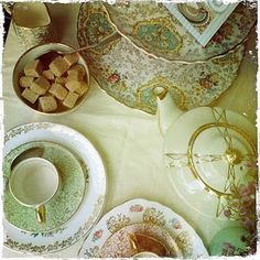 Lovely Vintage China