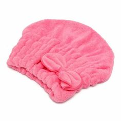 Women Quick Dry Bath Hair Makeup Cosmetics Shower Cap Bathing Tool Head Wrap Hat