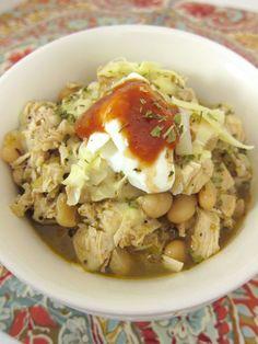 White Chicken Chili | Plain Chicken