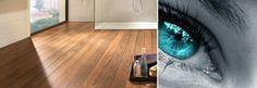 Spezieller Bodenbelag für Bad – Klick-Vinyl und Gummi im Vergleich weit vorn | Pressemappe - allfloors®