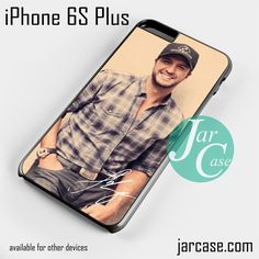 Luke Bryan 3 Phone case for iPhone 6S Plus and other iPhone devices