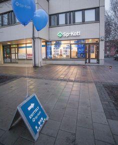 SP-Koti Joensuu paikassa Joensuu, Itä-Suomen Lääni
