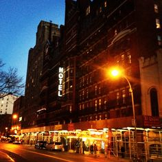 #chelseahotel #nyc