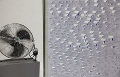 DDW 2015 - Surya David White -  Weatherness - 'WEATHERNESS' is a range of textiles designed to make people mindful of weather circumstances, instead of trying to battle them.