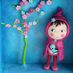 Little pink hood by MARLOU B., via Flickr