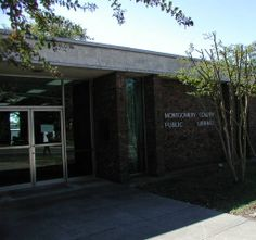 Montgomery County Library :: Cultural Heritage Institutions of North Carolina, NC ECHO Project