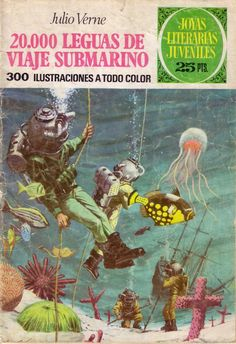 Etiqueta #joyasliterariasjuveniles en Twitter Comics Vintage, Vintage Toys, Retro Vintage, Jules Verne, Nautilus, Online Album, Leagues Under The Sea, Film Books, My Memory