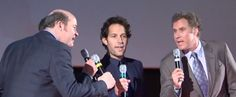 """VIDEO: Watch the #Anchorman2 cast sing """"Afternoon Delight!""""  The guys sound great!"""