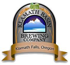 Klamath Basin Brewing, Klamath Falls, OR Oregon Falls, Klamath Falls, Beer Brewery, Beer Labels, Wine And Beer, Brewing Company, Craft Beer, Basin, Road Trip