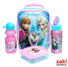 Zak Australia Frozen Back To School Range For Coles