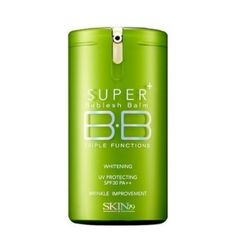 SKIN79 Super Plus Beblesh Balm Triple Function Green BB SPF30PA 40g -- Details can be found by clicking on the image. (This is an affiliate link) #FaceCreamsandMoisturizers