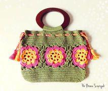 Bolsa Flores Maxcolor