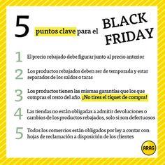 Consejos para el Black Friday #BlackFriday #ARAG