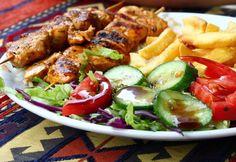 Chicken kebap   Goreme, Turkey