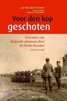 In België werden tijdens de Eerste Wereldoorlog honderden mensen gearresteerd en wegens spionage ter dood veroordeeld. Jan Van der Fraenen beschrijft hoe het spioneren in zijn werk ging, welke netwerken er waren.